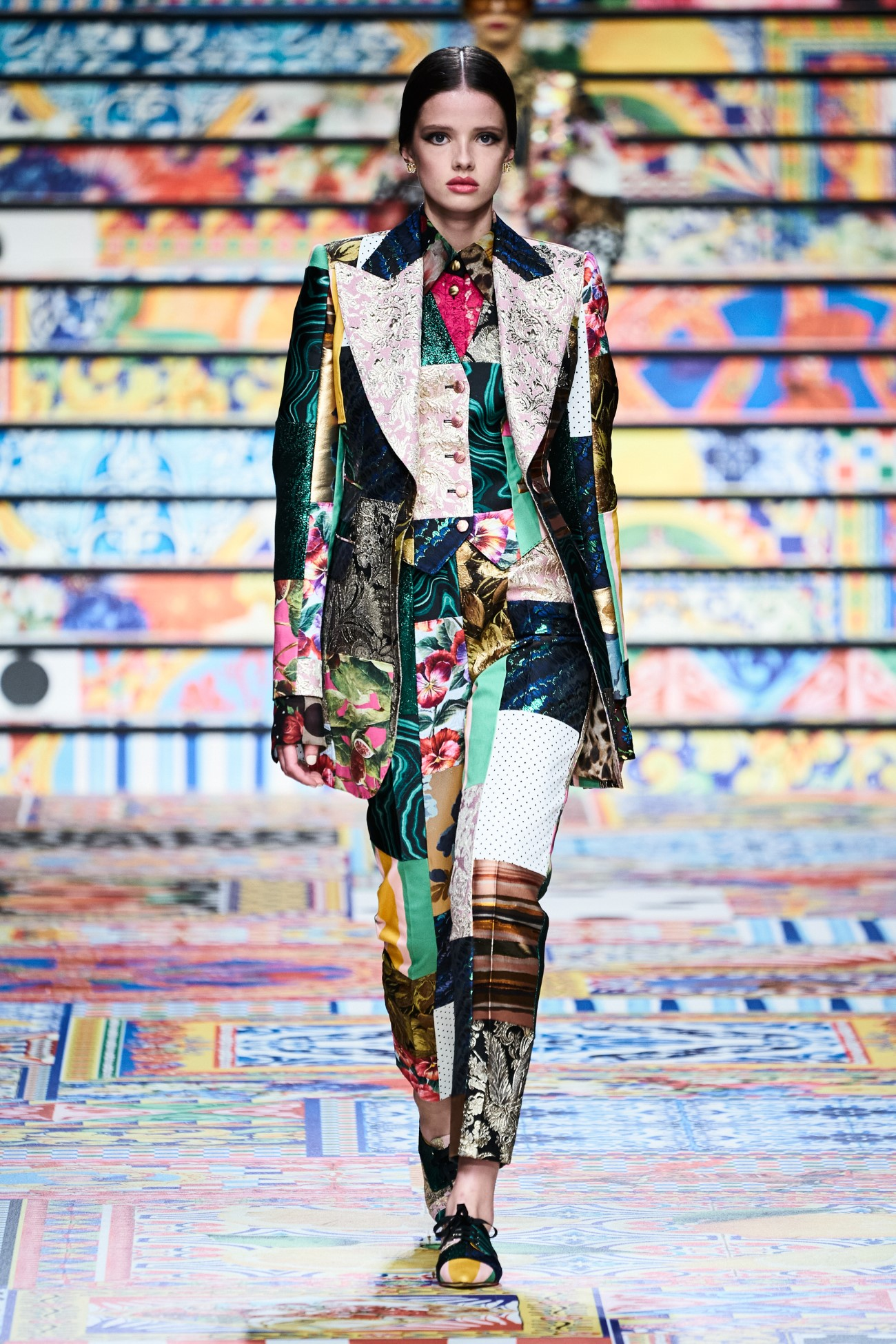 Dolce & Gabbana - Spring Summer 2021 - Milan Fashion Week