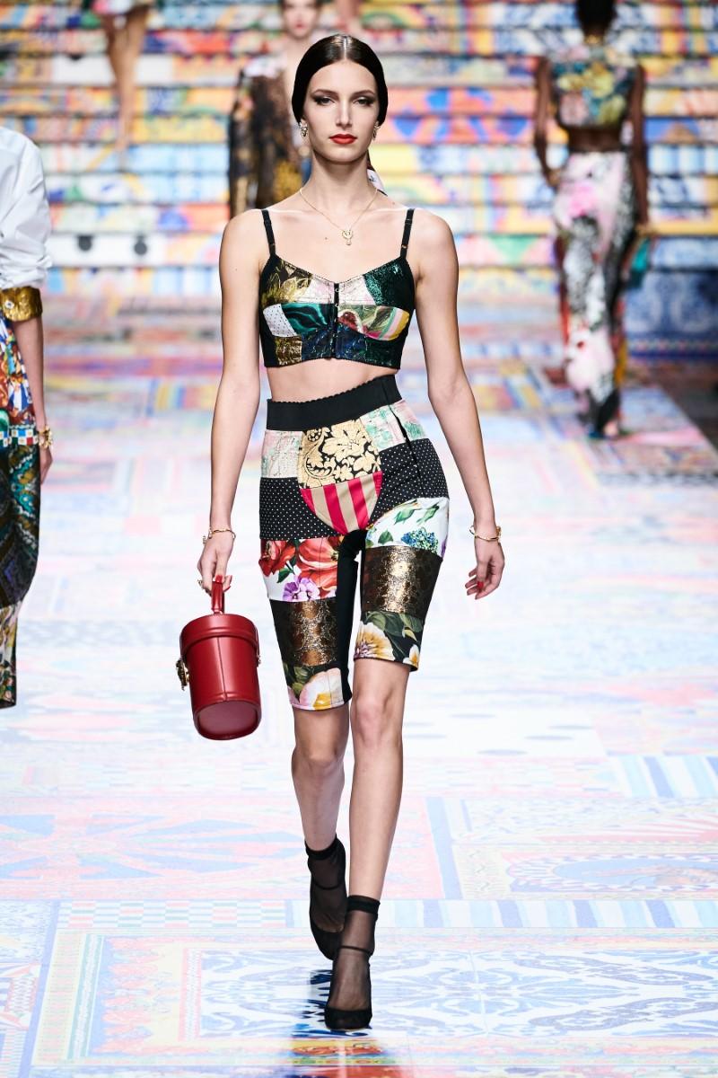 Dolce & Gabbana - Spring Summer 2021 - Milan Fashion Week