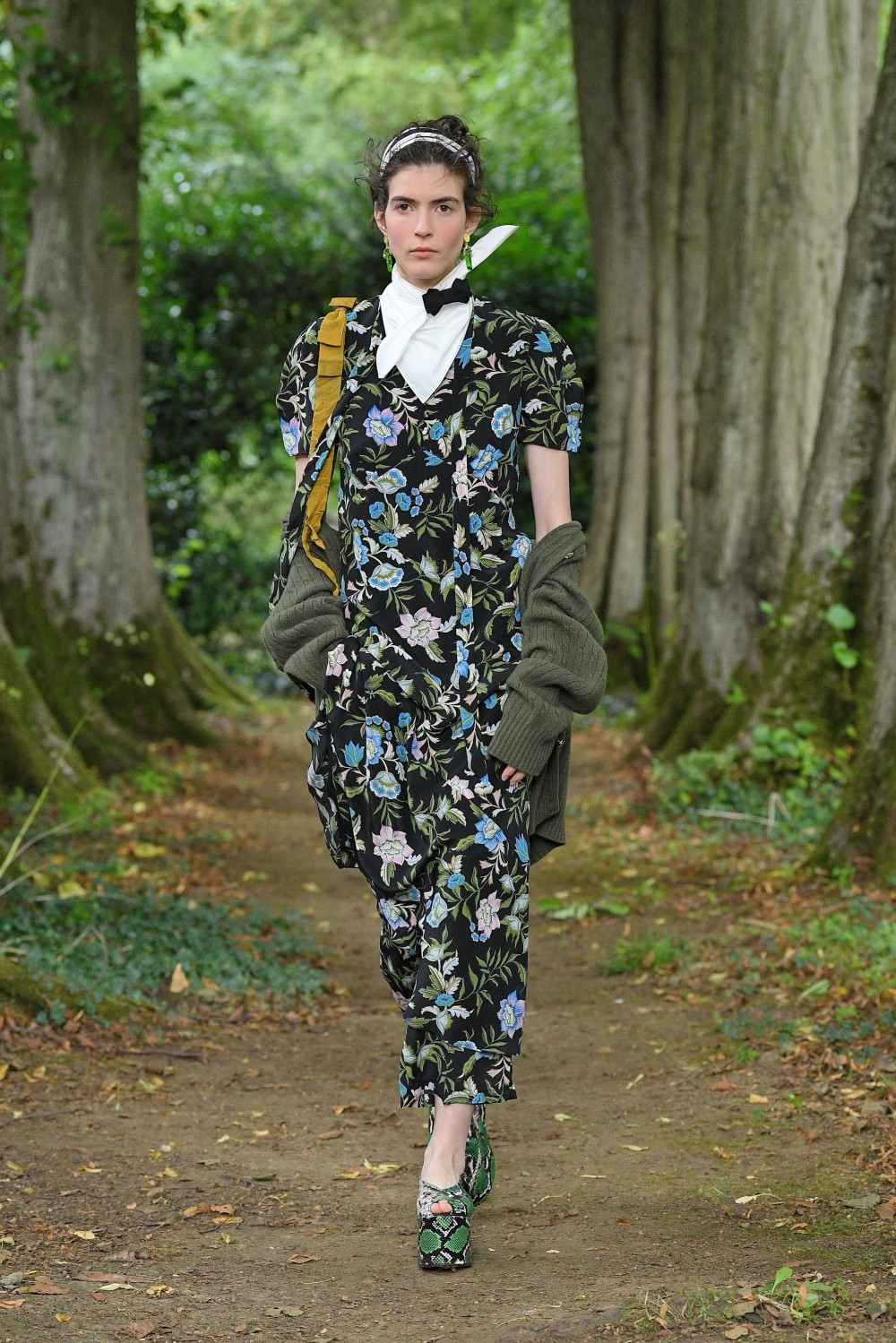 Erdem - Spring Summer 2021 - London Fashion Week