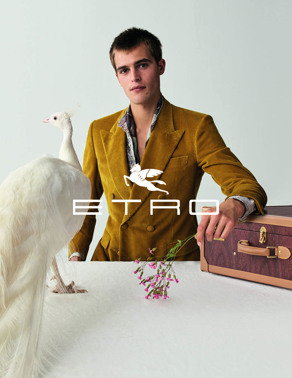 Etro Fall Winter 2020 Campaign