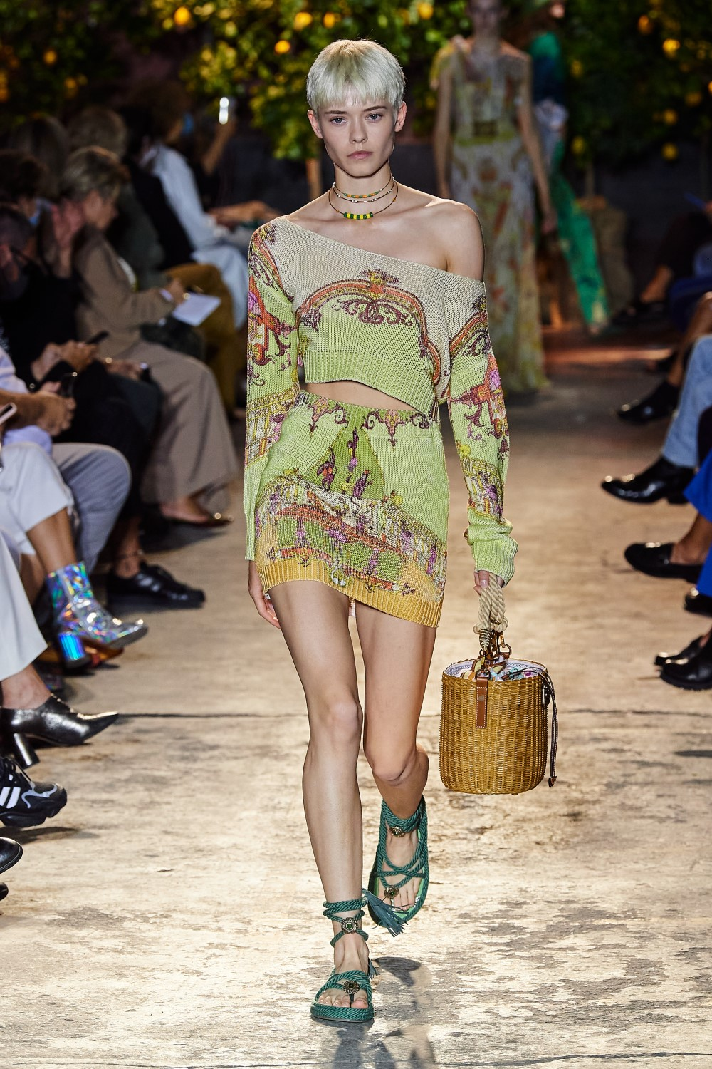 Etro - Spring Summer 2021 - Milan Fashion Week