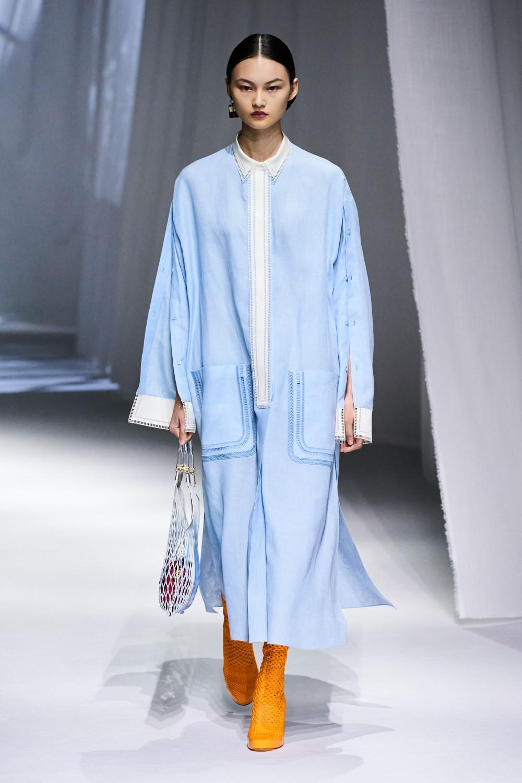 Fendi - Spring Summer 2021 - Milan Fashion Week