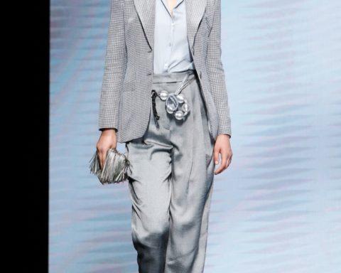 Giorgio Armani - Spring Summer 2021 - Milan Fashion Week