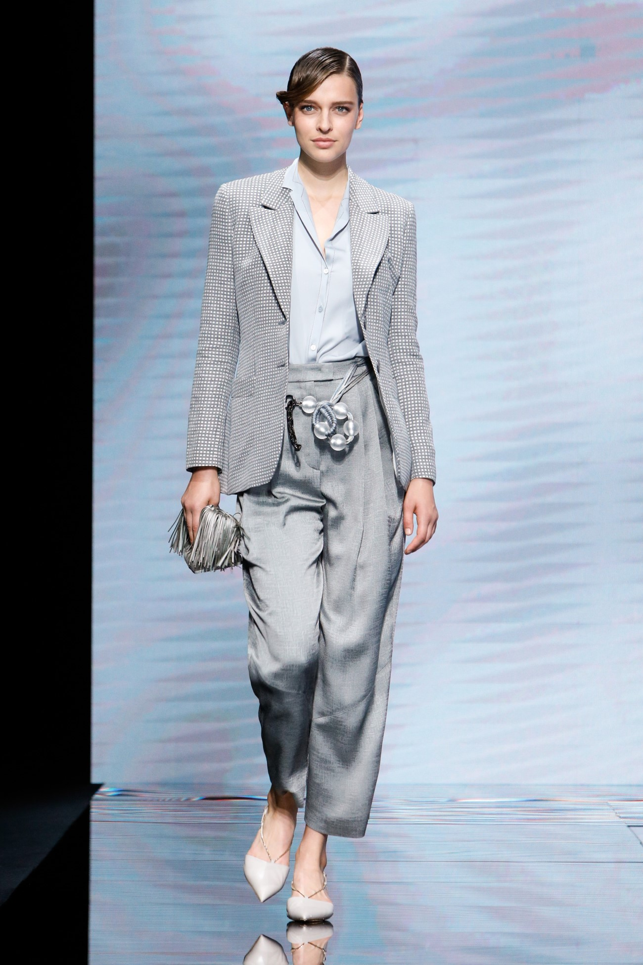 Giorgio Armani - Spring Summer 2021 - Milan Fashion Week