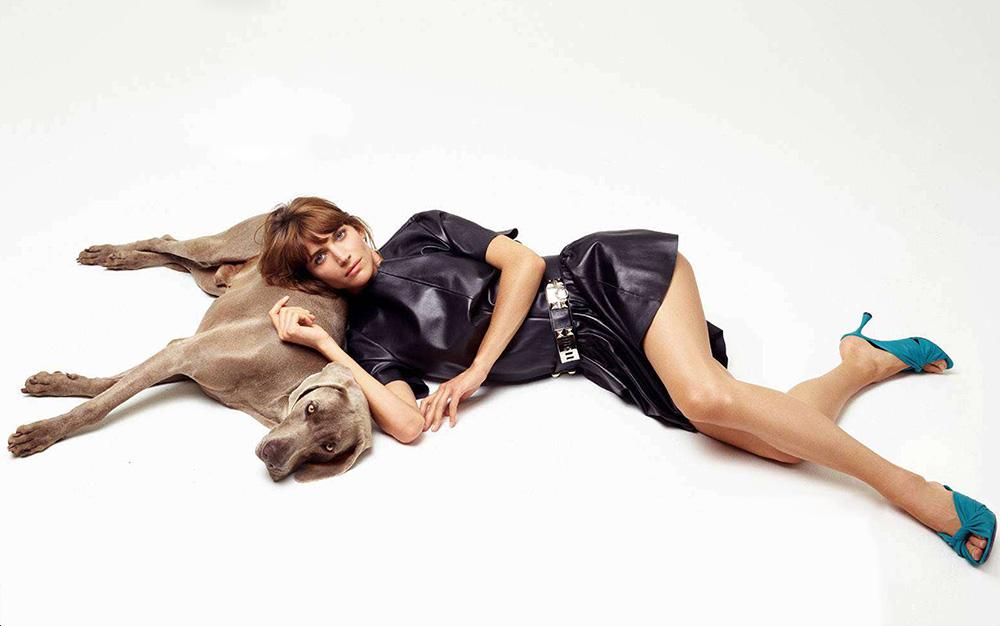 Johanna Feldmeier by Jean-Baptiste Courtier for Madame Figaro September 25th, 2020
