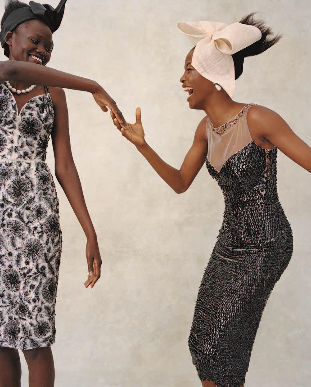 ''Kith & Kin'' by Nadine Ijewere for WSJ. Magazine September 2020