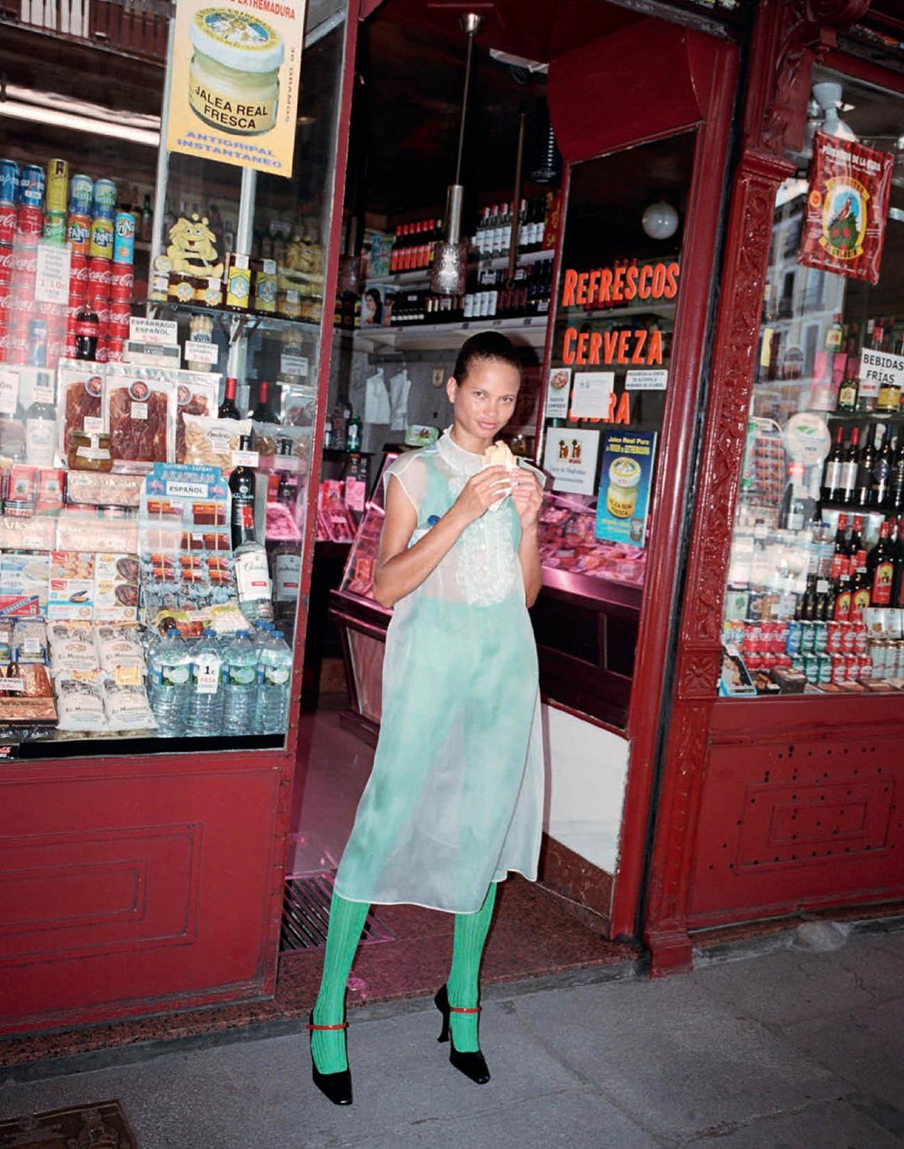 Litza Veloz by Pablo Zamora for Vogue Spain September 2020
