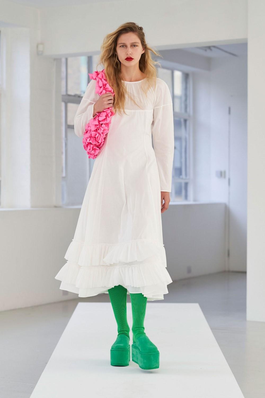 Molly Goddard - Spring Summer 2021 - London Fashion Week