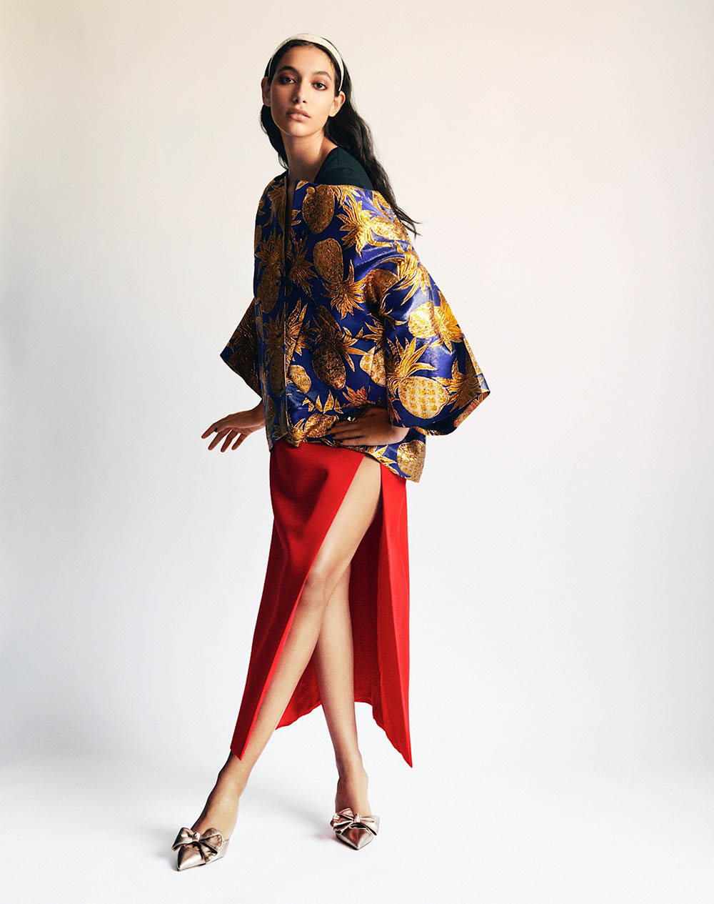 Nour Rizk by Paul Scala for Vogue India September 2020Nour Rizk by Paul Scala for Vogue India September 2020