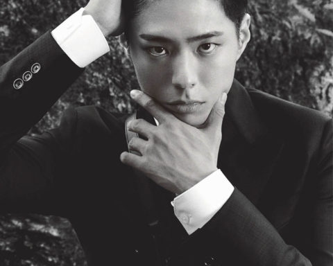 Park Bo Gum by Hong Janghyun for Vogue Taiwan September 2020