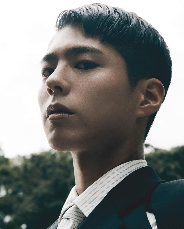 Park Bo Gum by Hong Janghyun for Vogue Taiwan September 2020