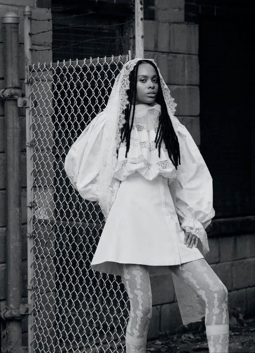 ''The New Renaissance'' by Brent Goldsmith for Elle Canada September 2020
