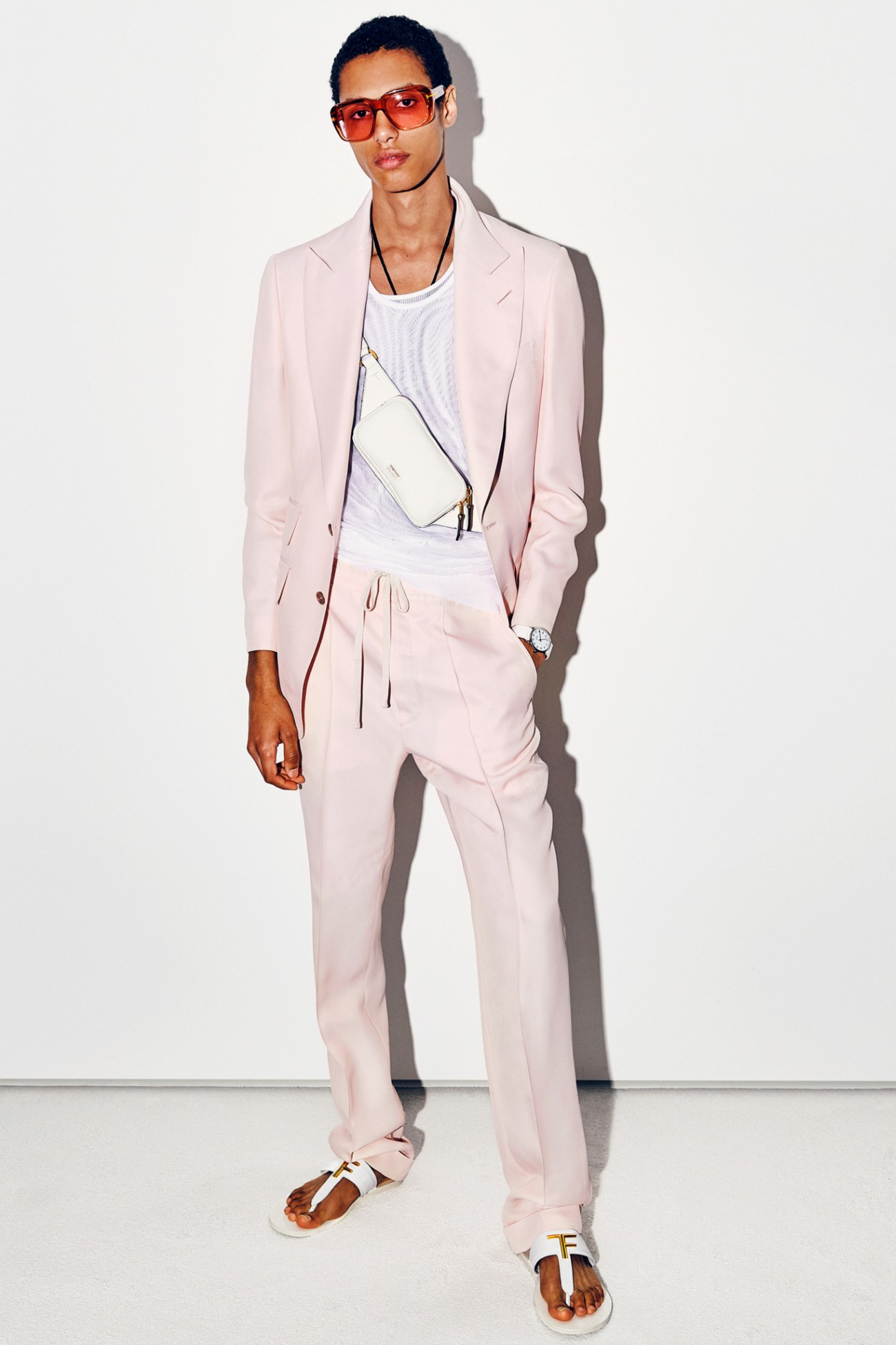 Tom Ford Men's - Spring Summer 2020 - New York Fashion Week