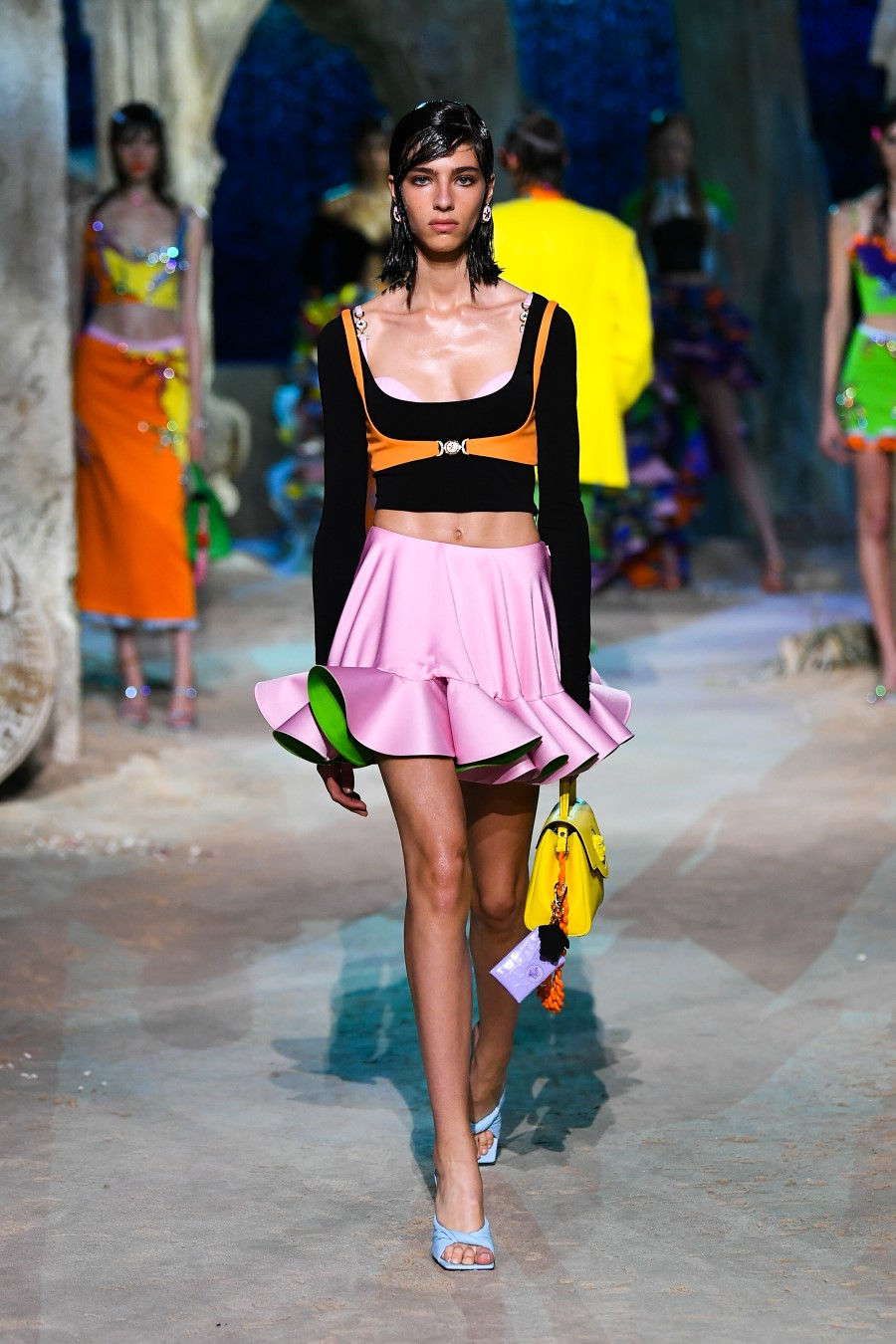 Versace - Spring Summer 2021 - Milan Fashion Week