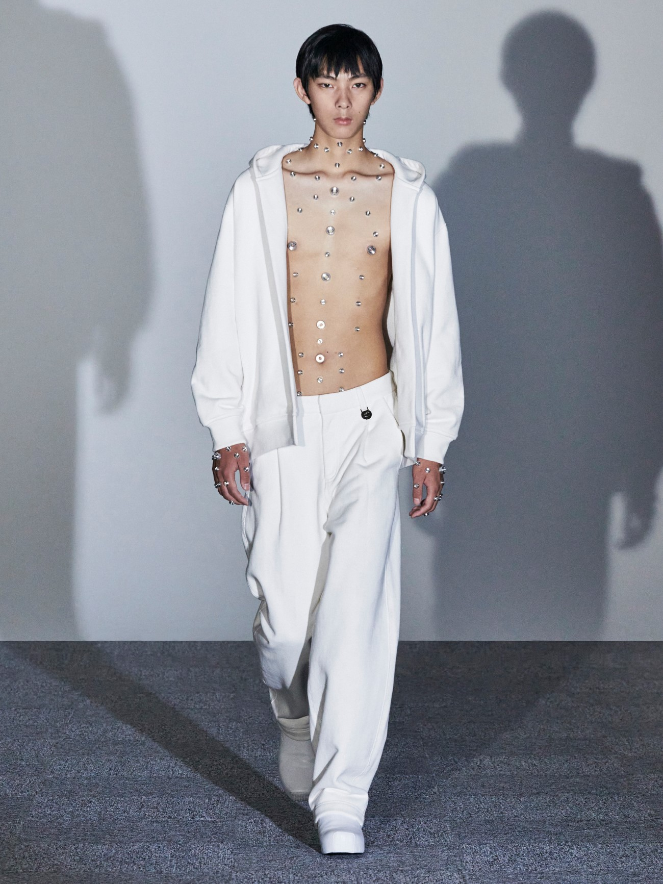 Xander Zhou - Spring Summer 2021 - London Fashion Week