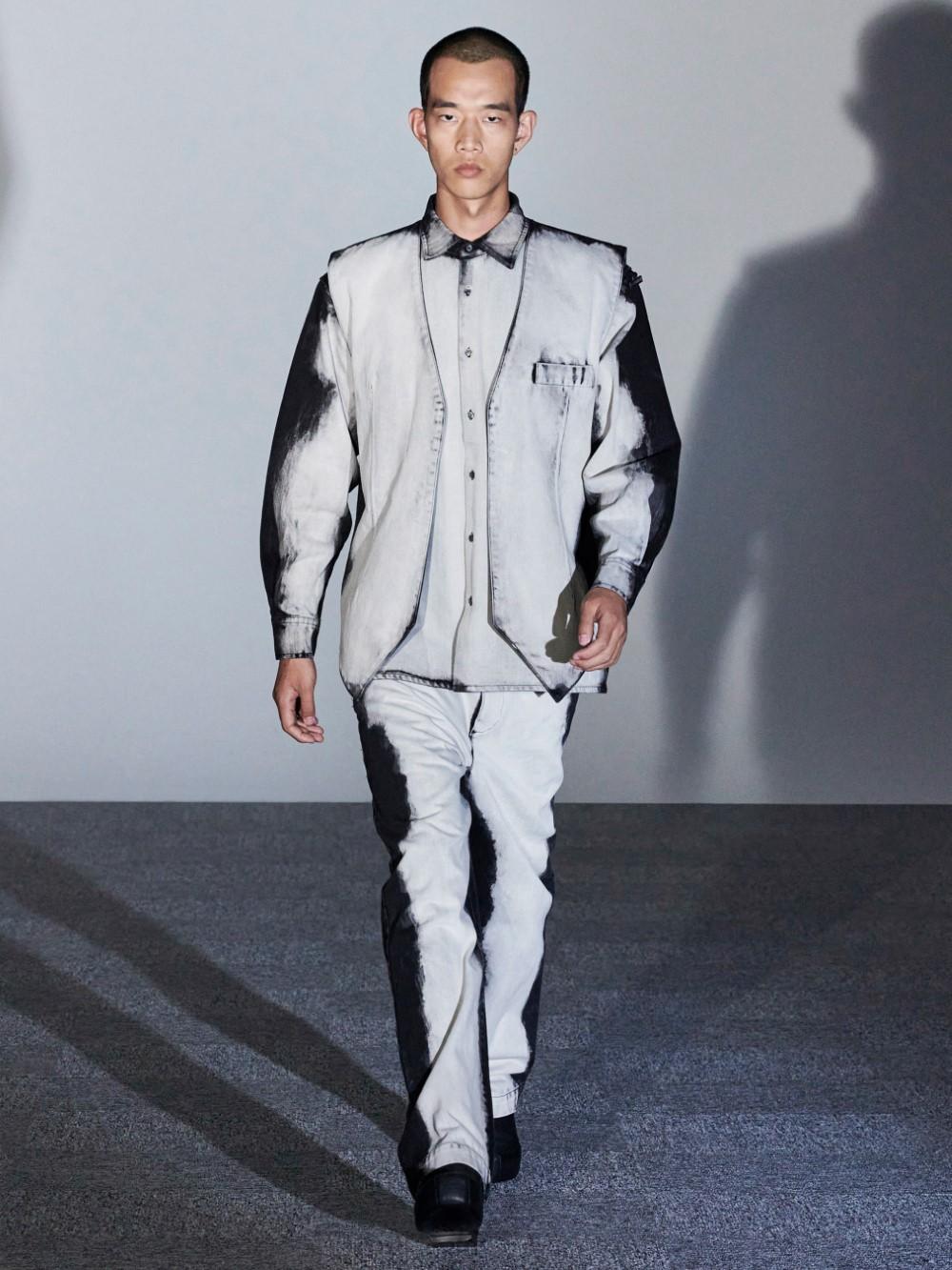 Xander Zhou - Spring Summer 2021 - London Fashion Week