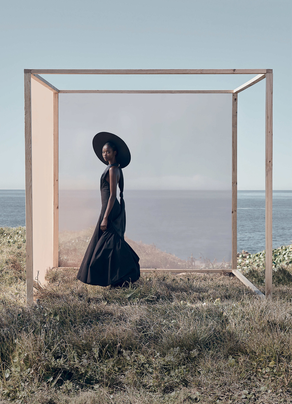 Agi Akur by Nicole Bentley for Marie Claire Australia October 2020