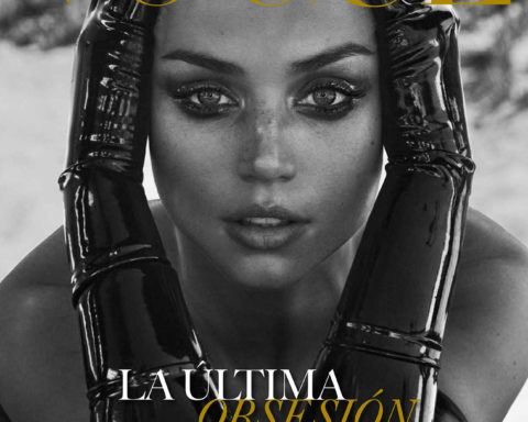 Ana de Armas covers Vogue Mexico & Latin America October 2020 by Alique