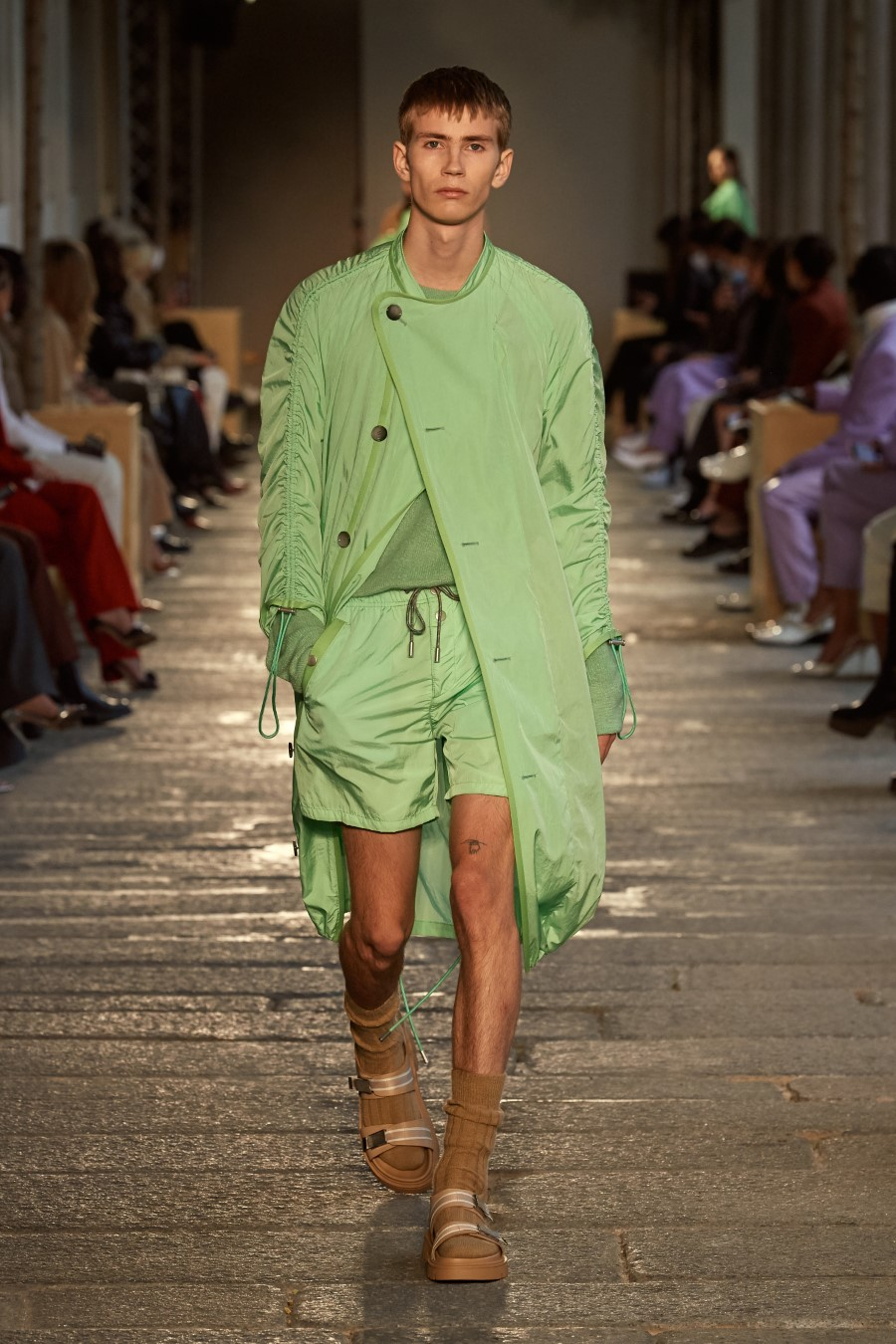 BOSS - Spring Summer 2021 - Milan Fashion Week