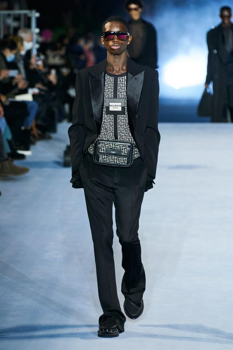 Balmain - Spring-Summer 2021 - Paris Fashion Week