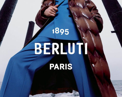Berluti Fall Winter 2020 Campaign