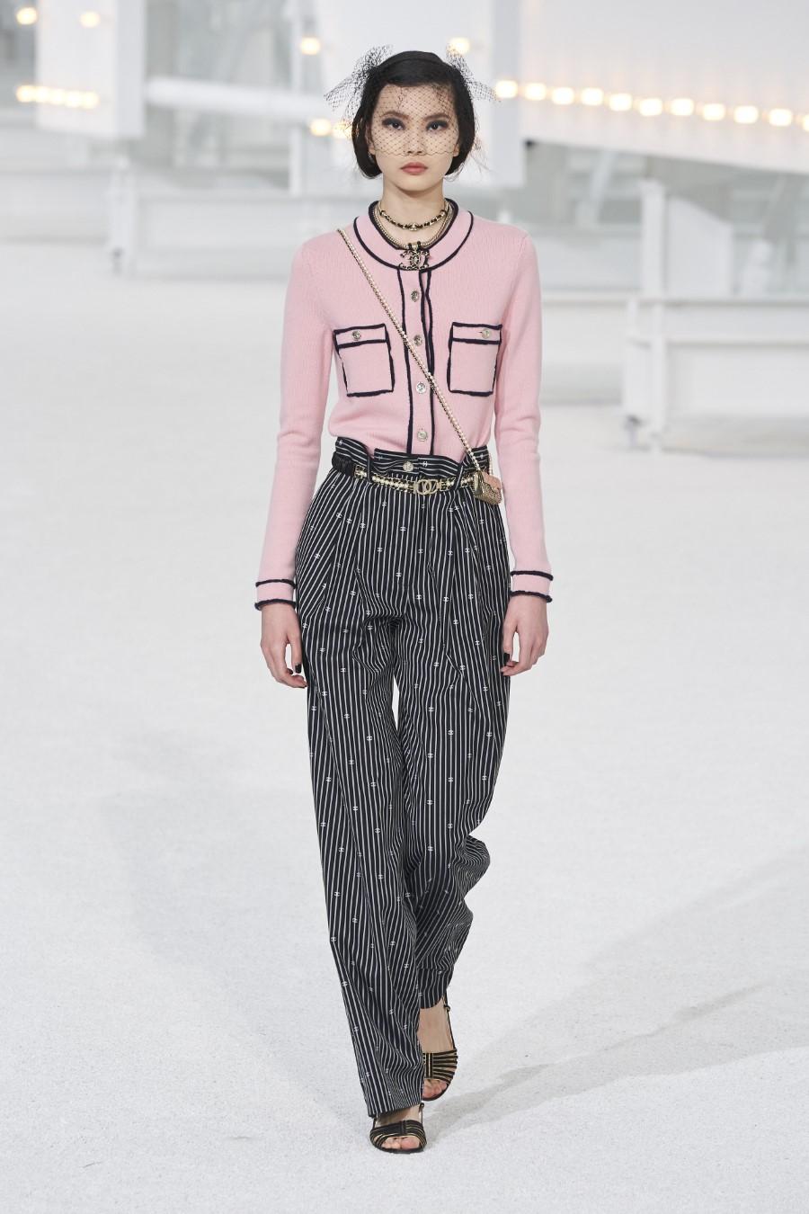 Chanel - Spring-Summer 2021 - Paris Fashion Week
