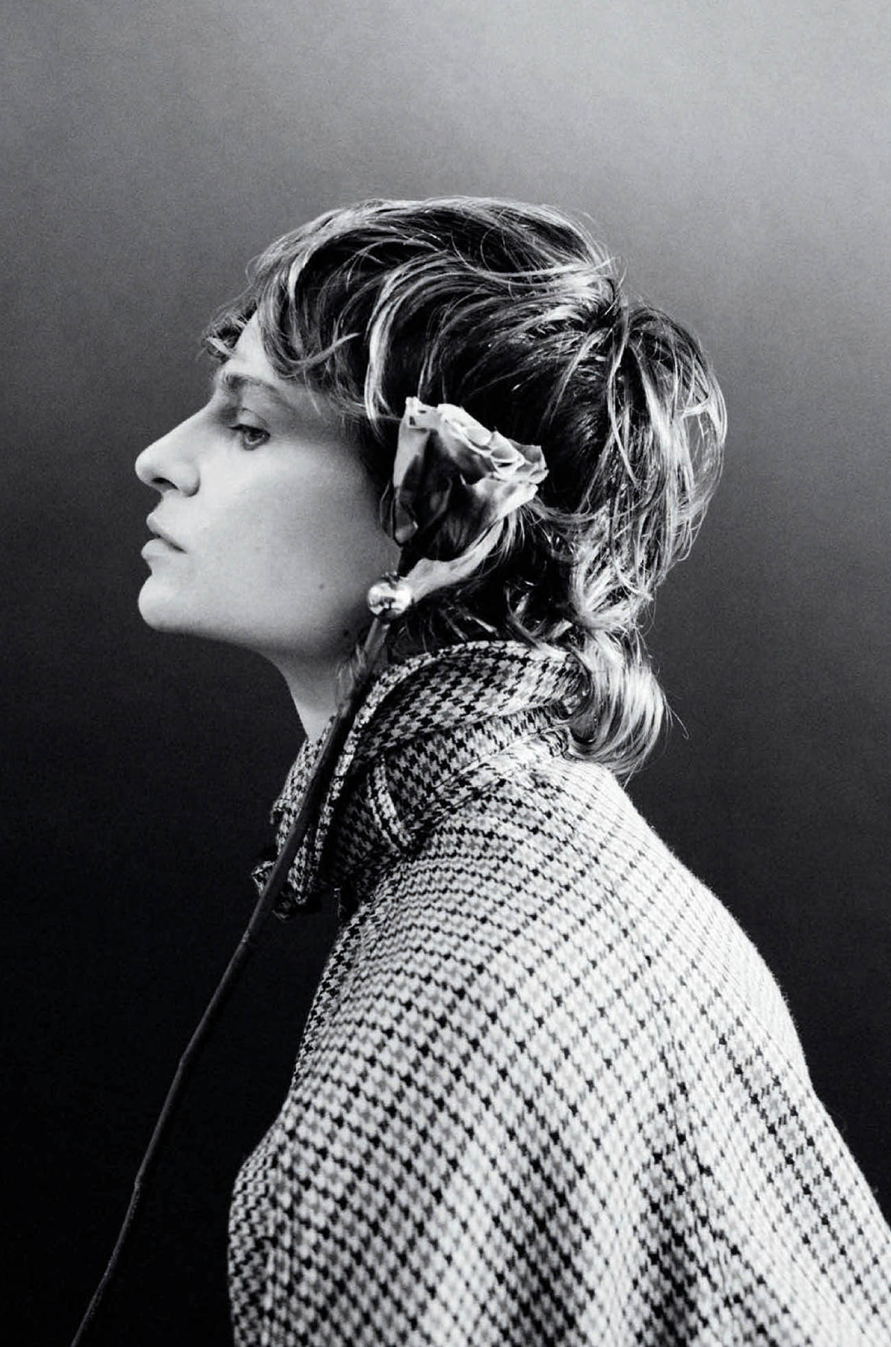 Christine and the Queens by Camille Vivier for Vogue Spain October 2020