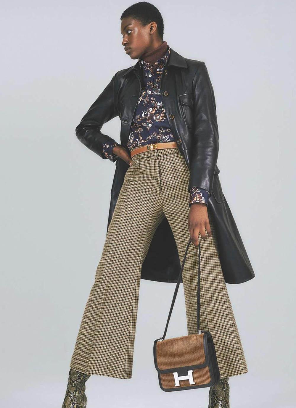 Exaucée De Dieu Makuiza by Stephanie Pfaender for Elle France October 2nd, 2020