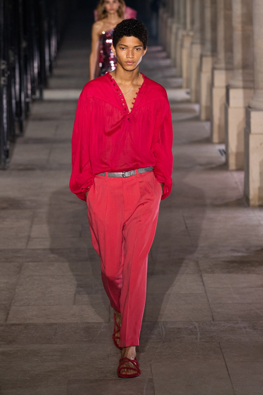 Isabel Marant - Spring-Summer 2021 - Paris Fashion Week