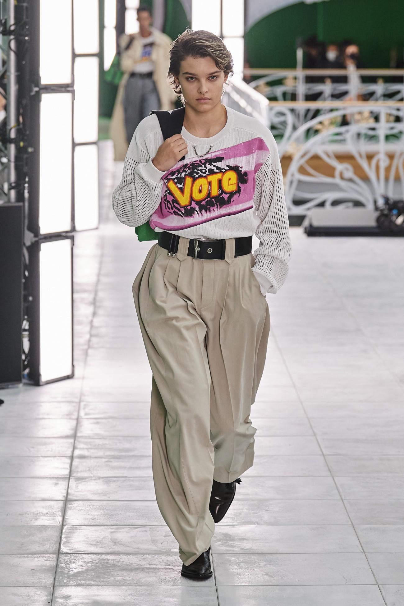 Louis Vuitton - Spring-Summer 2021 - Paris Fashion Week