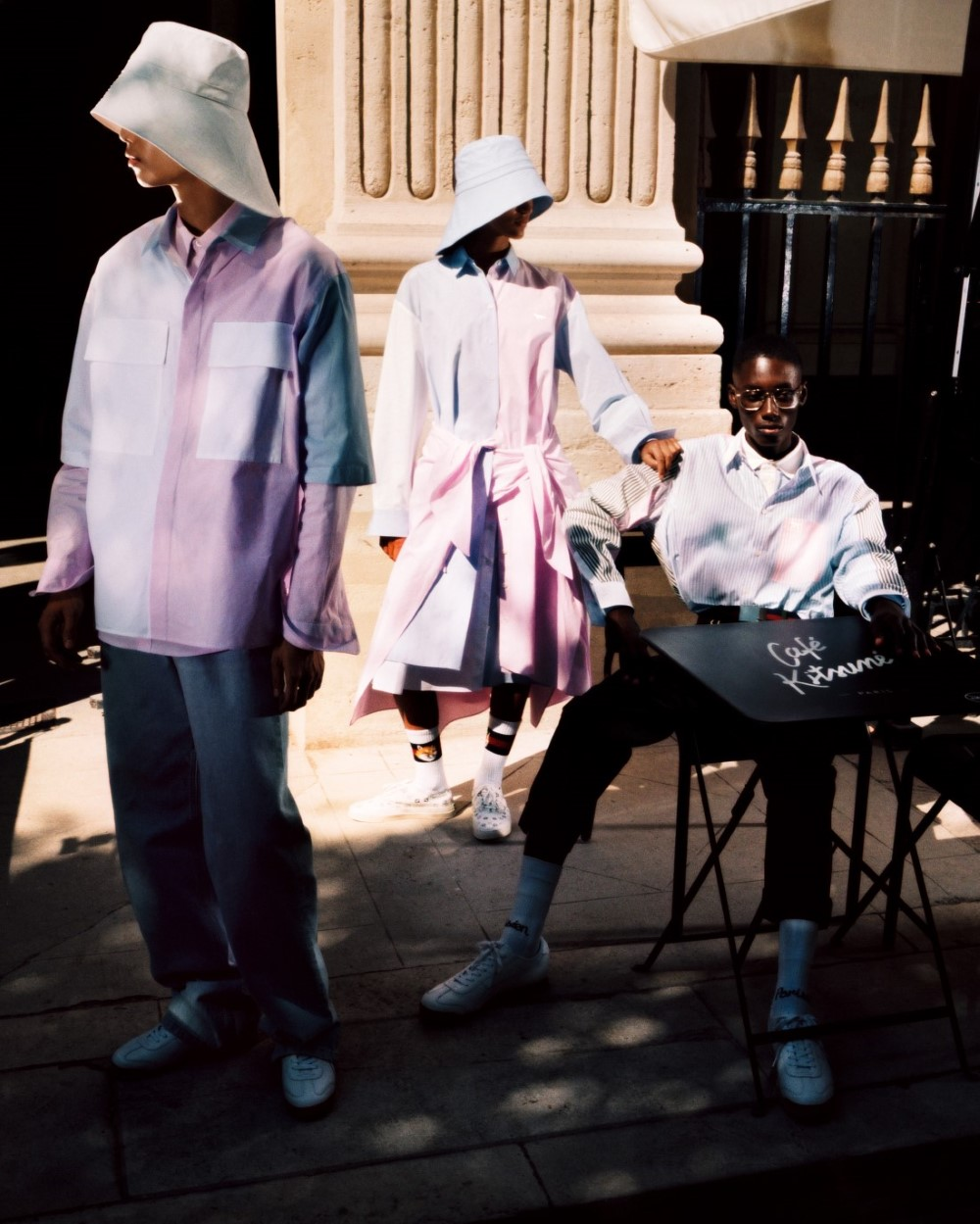 Maison Kitsuné Spring-Summer 2021 Lookbook