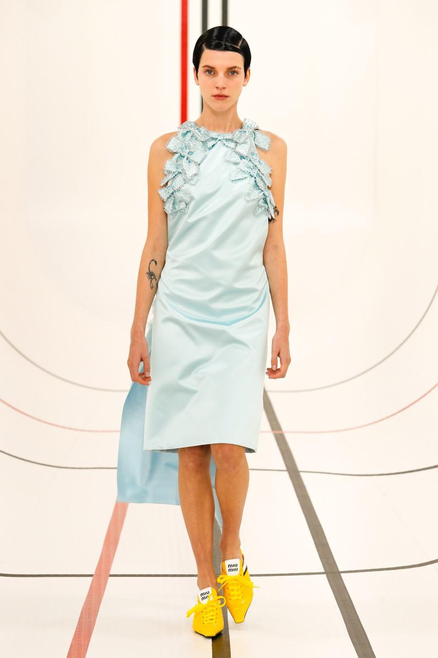 Miu Miu - Spring Summer 2021 - Paris Fashion Week