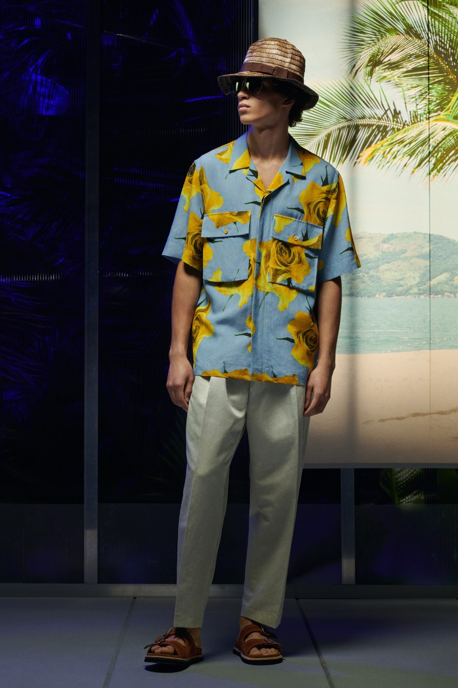 Paul Smith Spring Summer 2021 Lookbook
