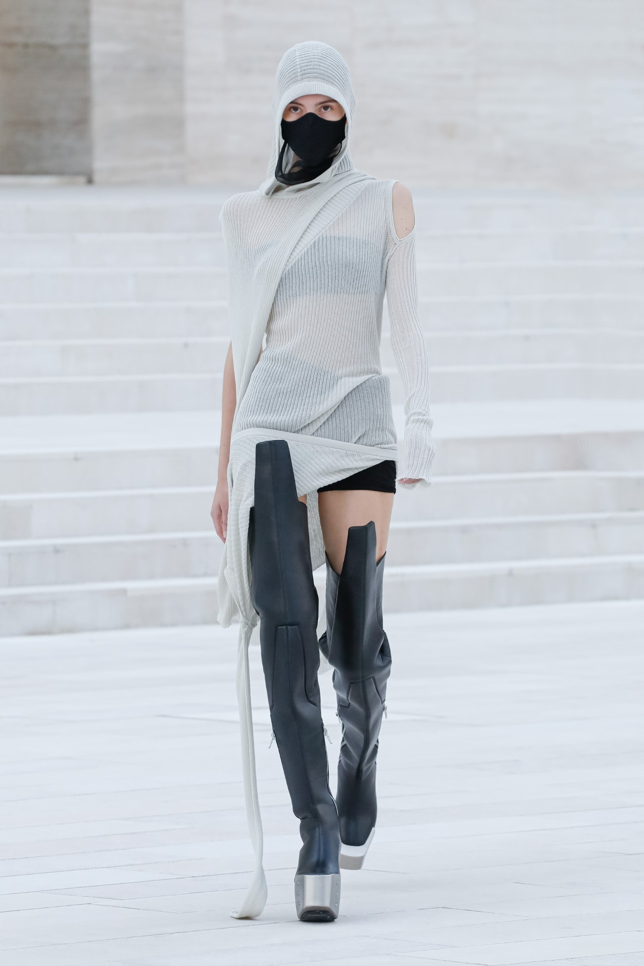 Rick Owens - Spring-Summer 2021 - Paris Fashion Week
