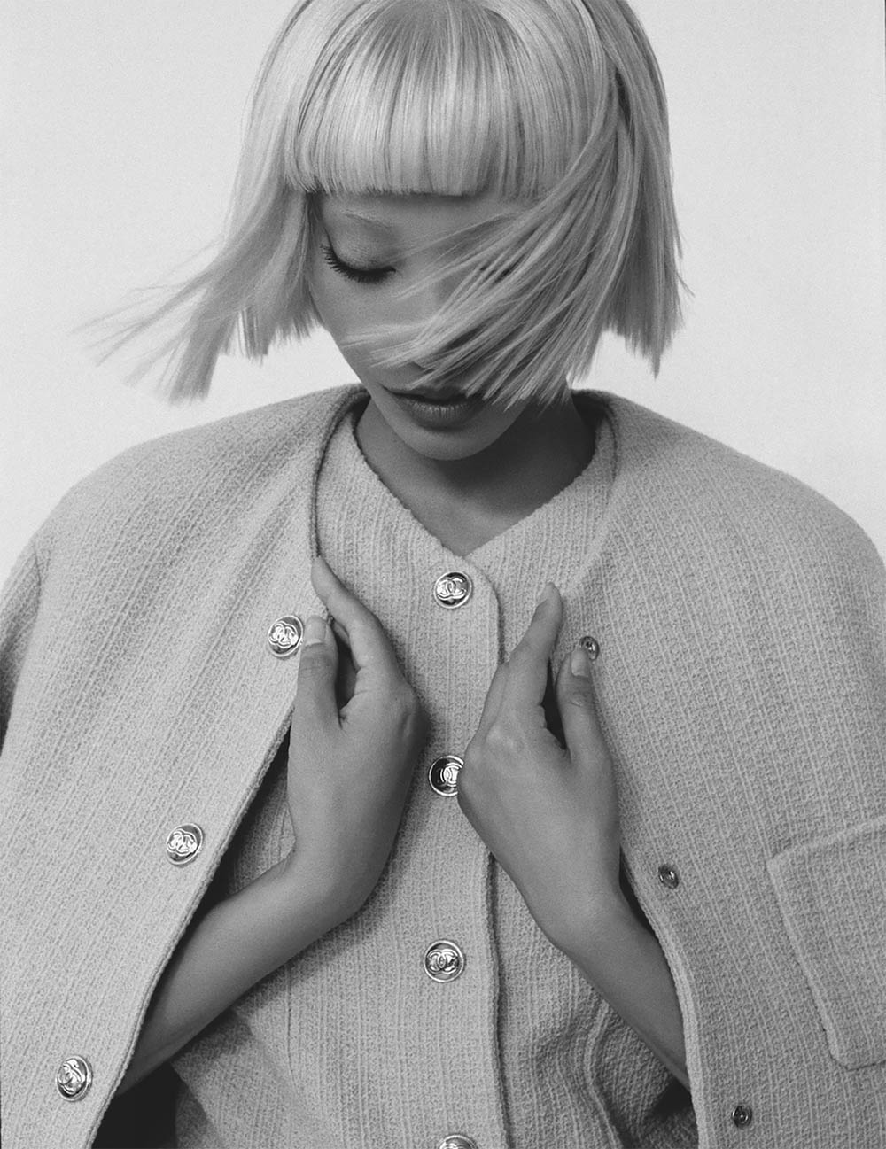 Soo Joo Park covers The WOW Magazine Issue 3 2020 by Peter Ash Lee