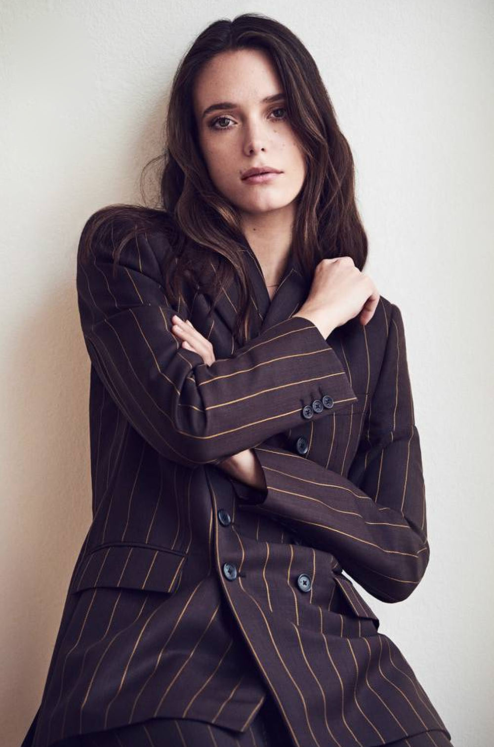 Stacy Martin covers Madame Figaro October 2nd, 2020 by Matthew Brookes