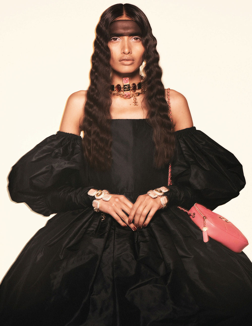 ''The Queens of Chic'' by David Sims for Vogue Paris October 2020