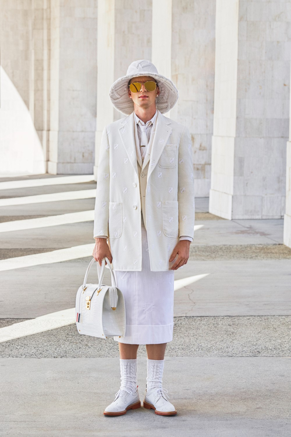 Thom Browne - Spring-Summer 2021 - Paris Fashion Week