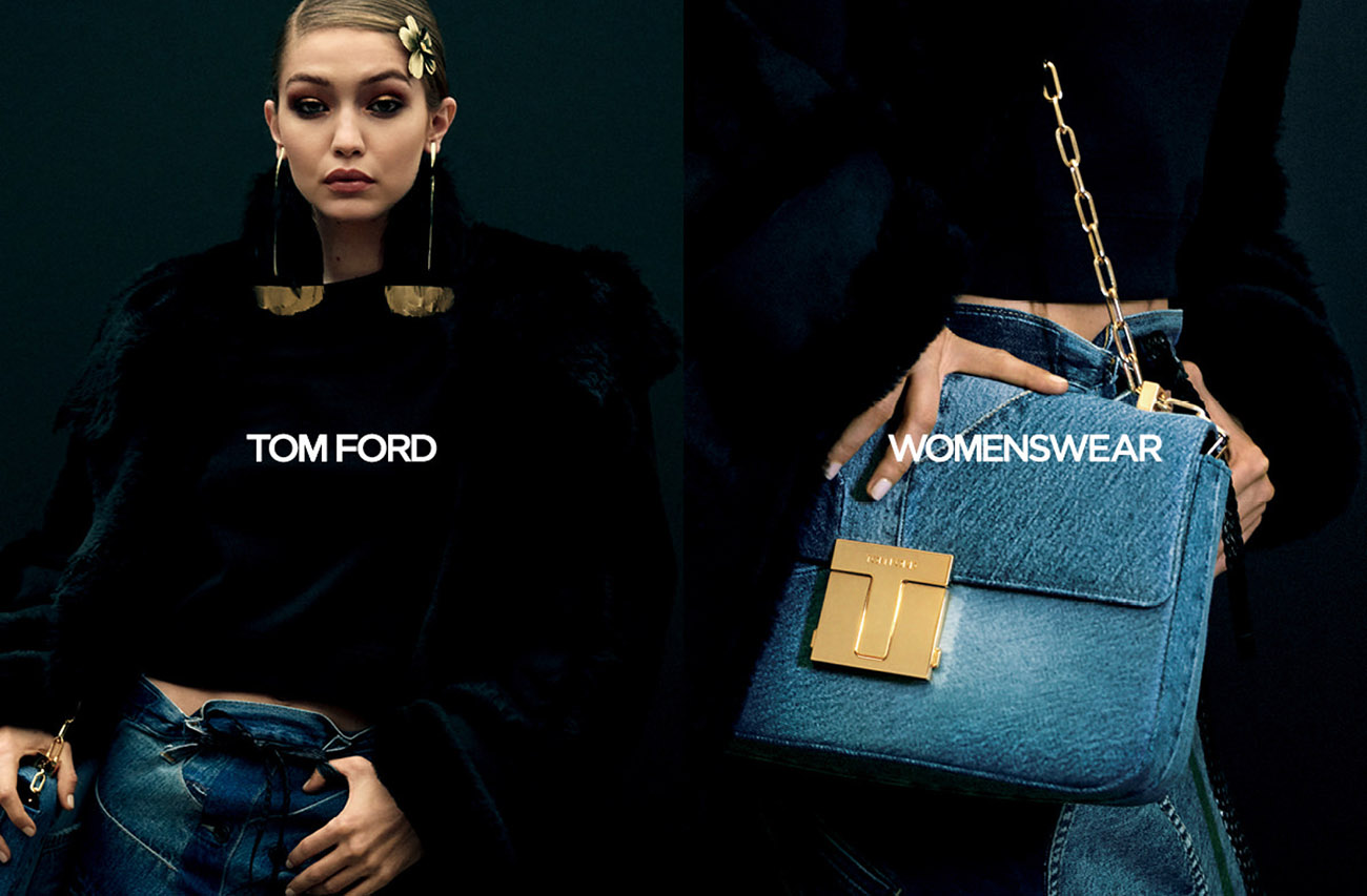 Tom Ford Fall-Winter 2020 Campaign