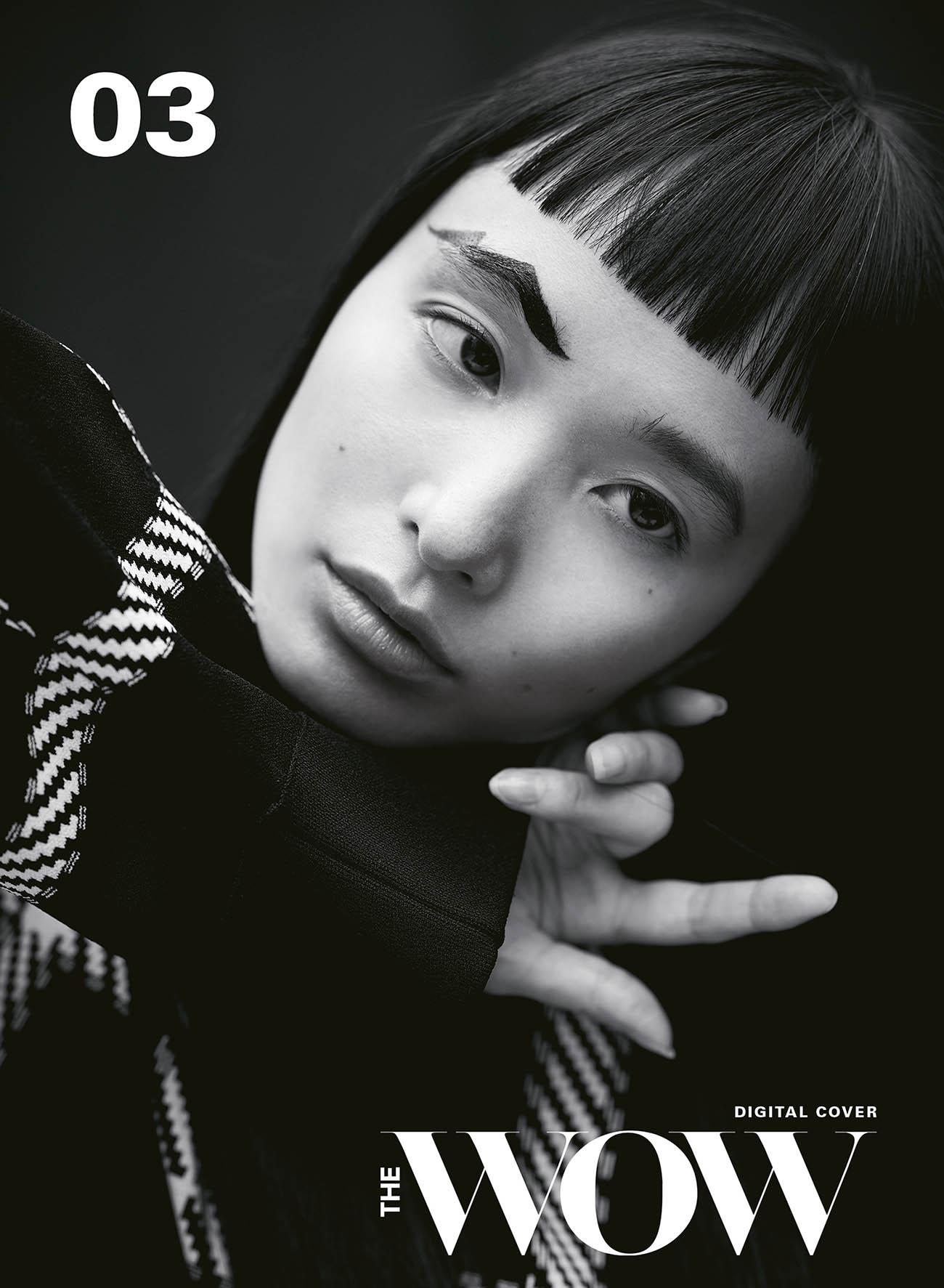 Yuka Mannami covers The WOW Magazine Issue 3 2020 by Kyoko Munakata