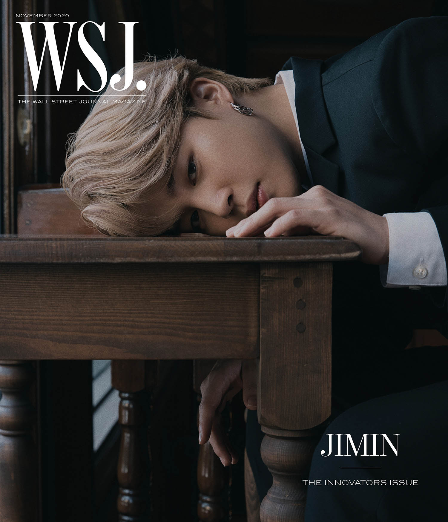 BTS covers WSJ. Magazine November 2020 by Hong Janghyun