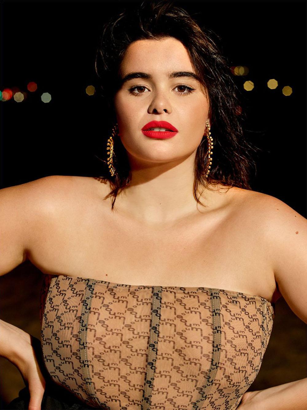 Barbie Ferreira covers Cosmopolitan US November 2020 by Peggy Sirota