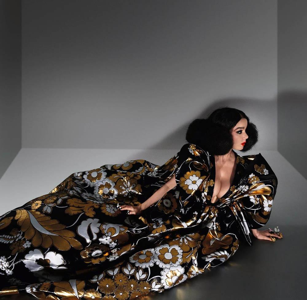 Björk and Arca cover i-D Magazine Winter 2020 by Mert & Marcus