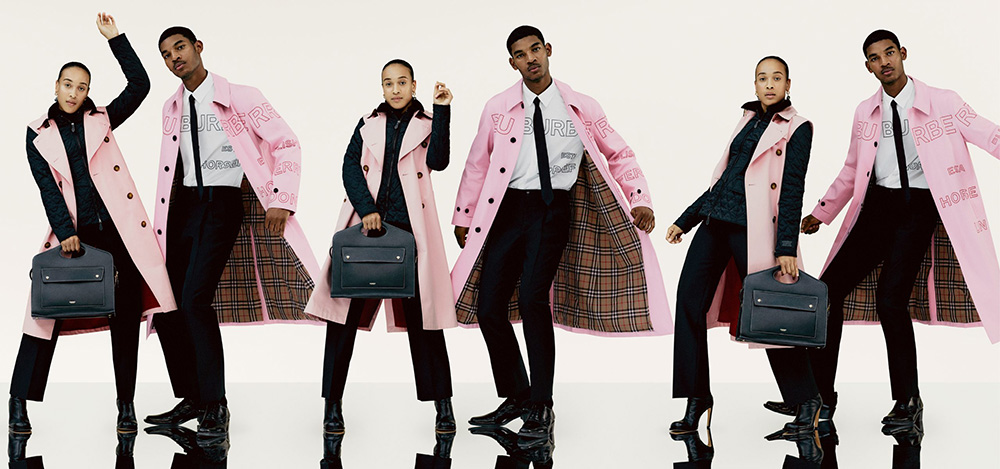 Burberry Holiday 2020 Campaign