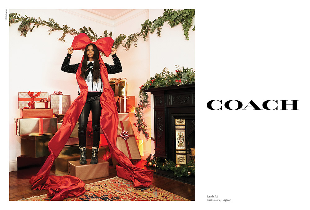 Coach Holiday 2020 Campaign