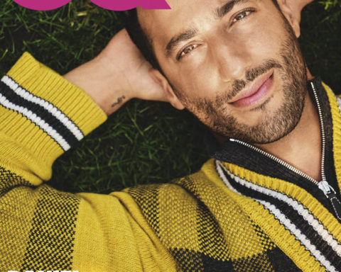 Daniel Ricciardo covers GQ Australia November-December 2020 by Tom Sloan