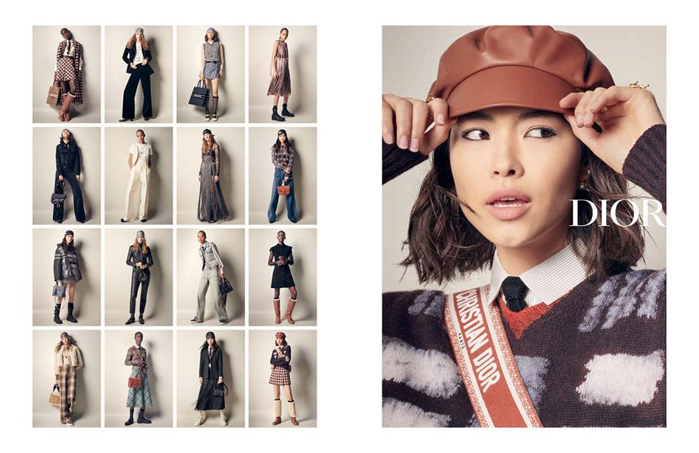 Dior Fall-Winter 2020 Campaign