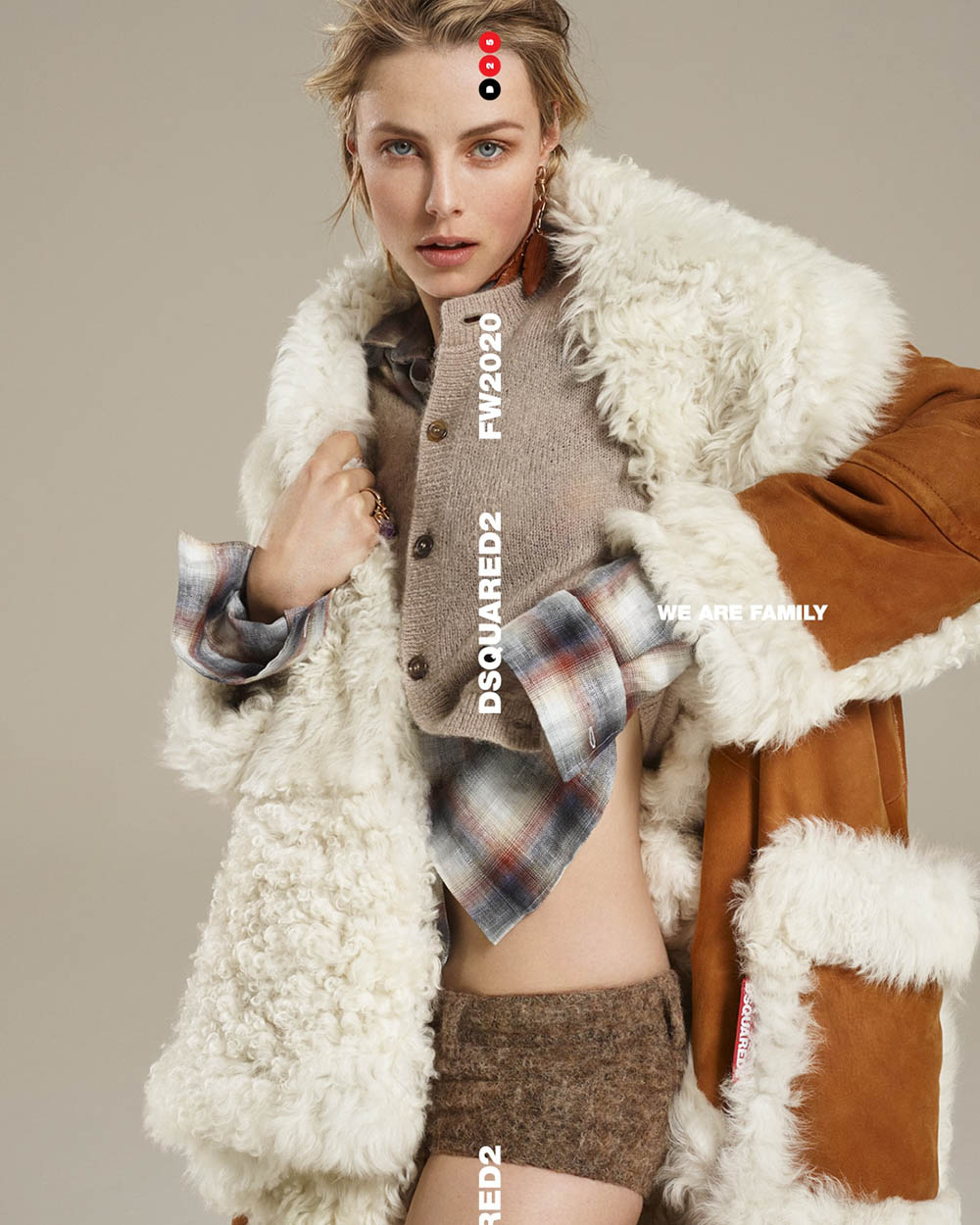 Dsquared2 Fall-Winter 2020 Campaign