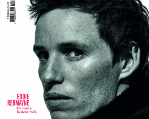 Eddie Redmayne covers Esquire Spain November 2020 by Juankr