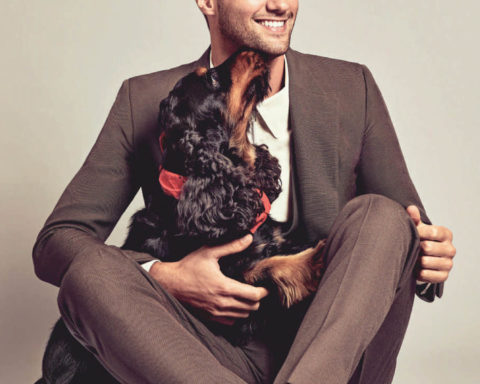 Elia Cometti by Ivan Genasi for Gentleman Spain November 2020